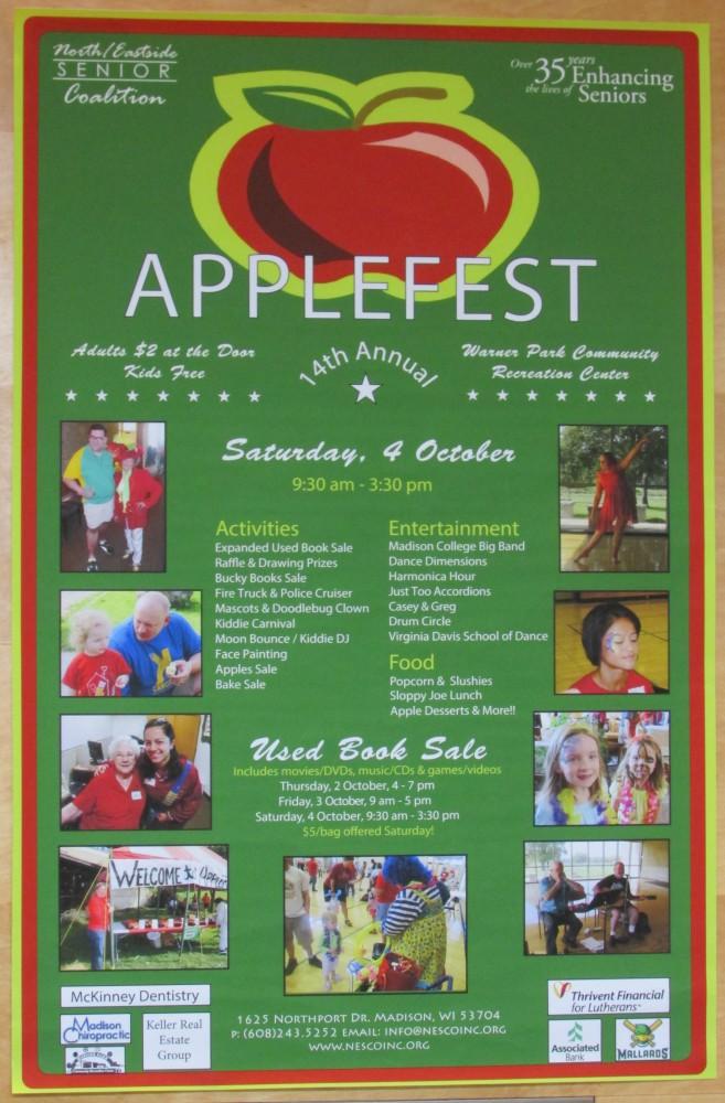 Apple Fest poster