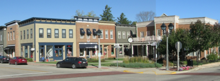 Downtown Delafield