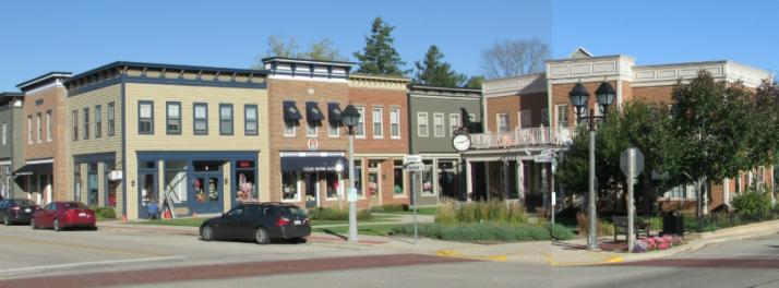 Downtown Delafield