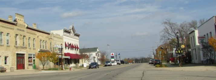 Downtown Palmyra
