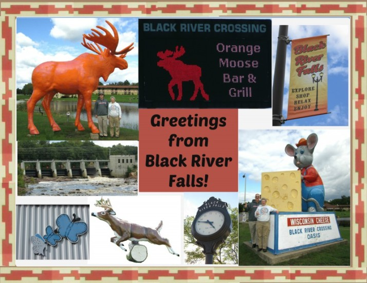 Greetings from Black River Falls