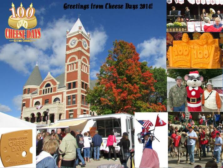 Greetings from Cheese Days