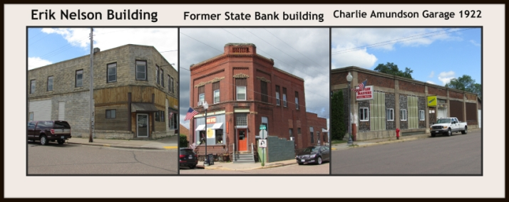 Historic Osseo Buildings