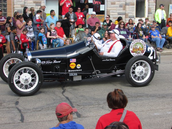 1929 Ford Racer at Cheese Days