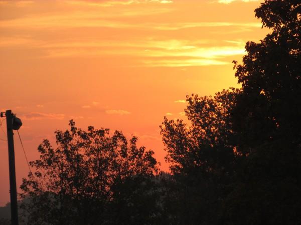 Sun Prairie Sunrise