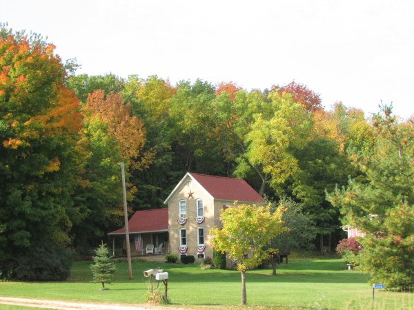 Country house in Baraboo
