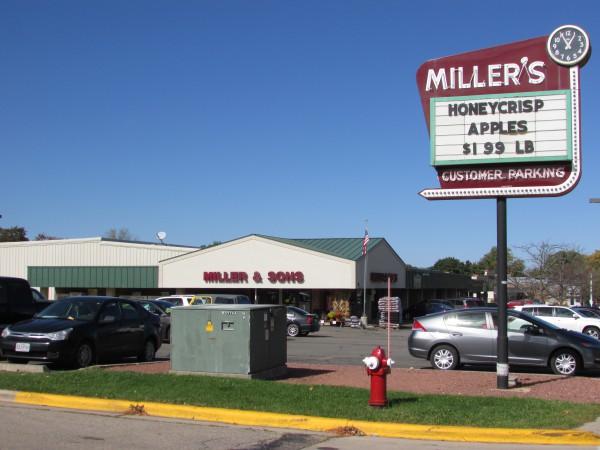 Miller & Sons Supermarket in Verona