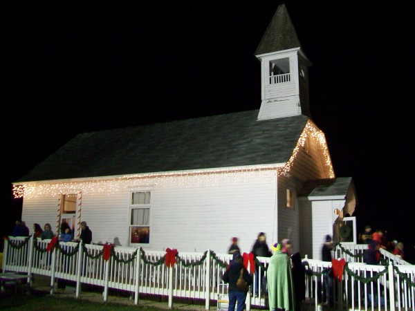 Church Building at Sauk Prairie