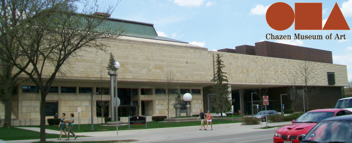 Chazen Art  Museum in Madison