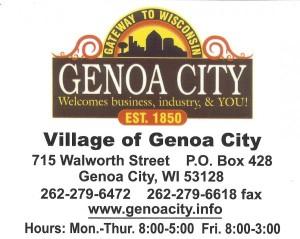 Genoa City Info