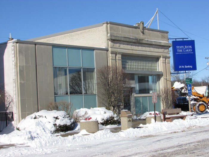 State Bank of the Lakes in Genoa City