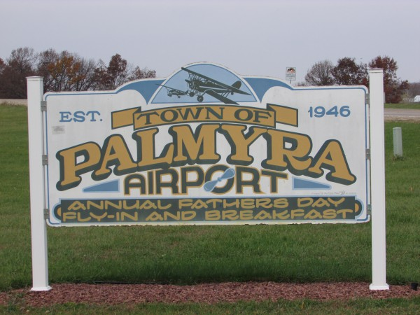 Town of Palmyra Airport