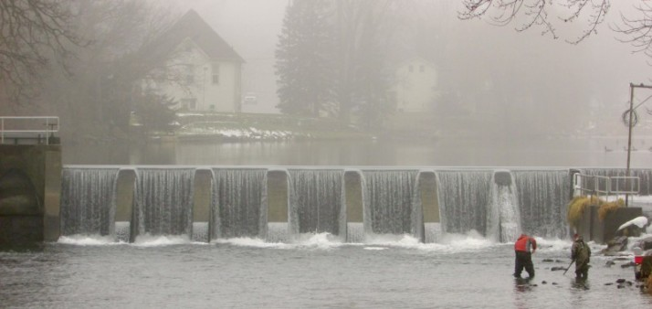Belleville Dam at Community Park