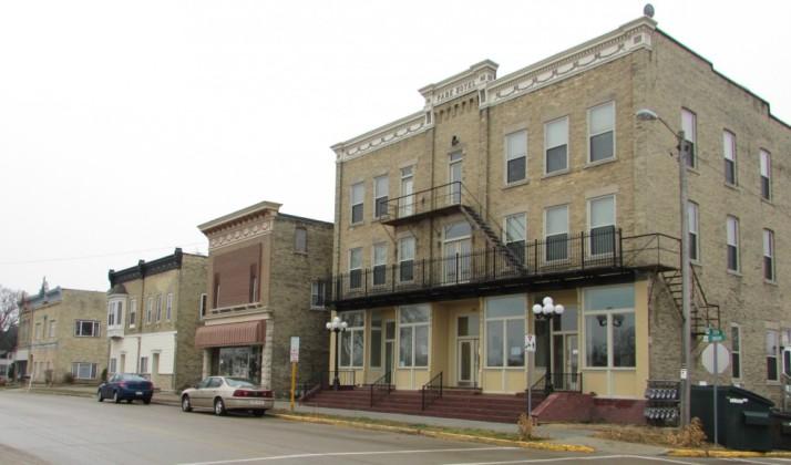 Downtown Johnson Creek Union + Eden St