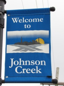 Johnson Creek banner