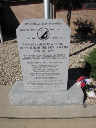 WW II marker