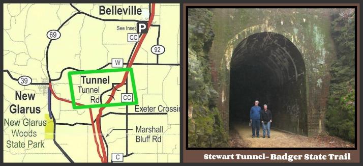 Stewart Tunnel in Belleville