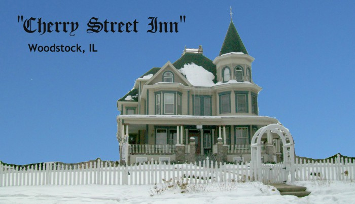 Royal Victorian Manor - Cherry Street Inn  in Woodstock