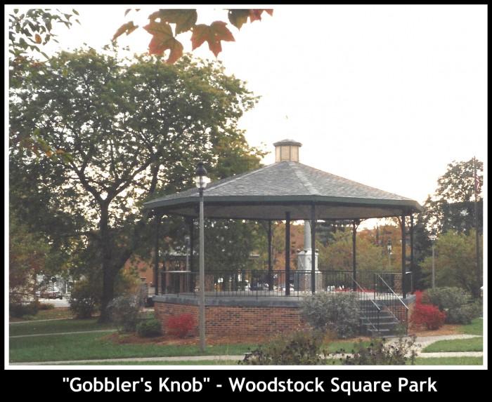 Gobbler Knob- Woodstock Square Park