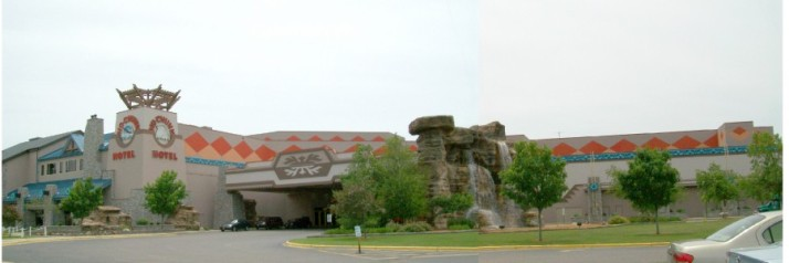 Ho-Chunk Casino in the Dells