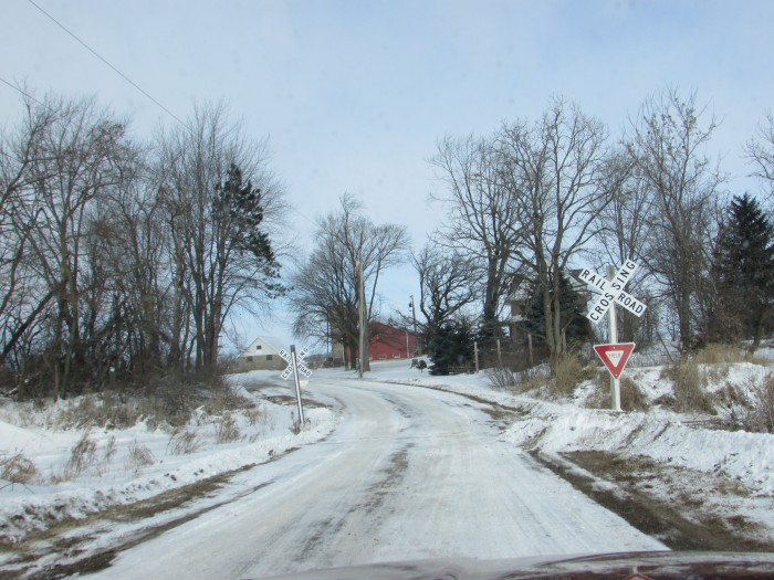 Skala Road in Sun Prairie Tree site