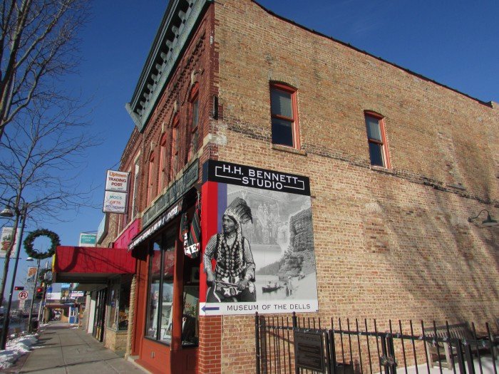 H.H. Bennett Museum in the Dells
