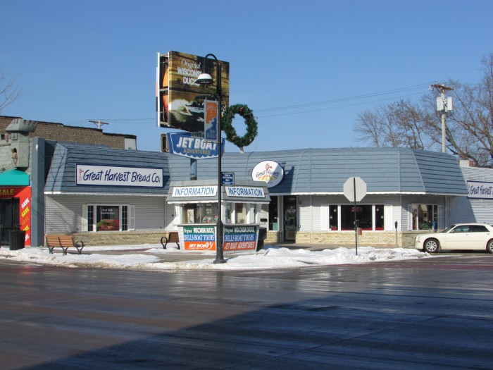 Great Harvest bread Co. in the Dells