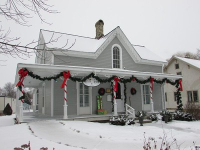 Dr. Crosse House in Sun Prairie