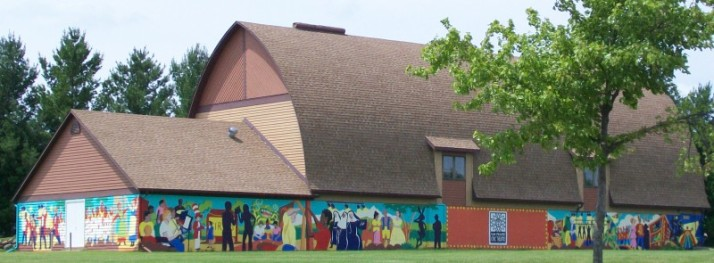The Barn for Community Theater in Sun Prairie
