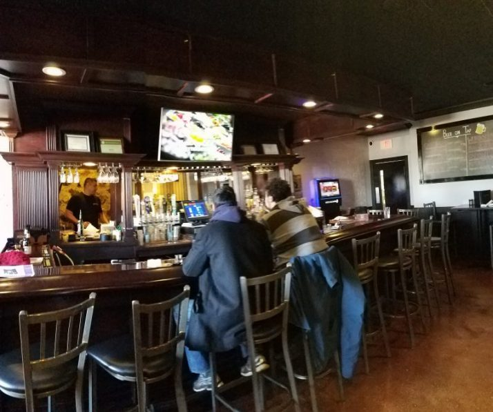 Full Bar in Public House