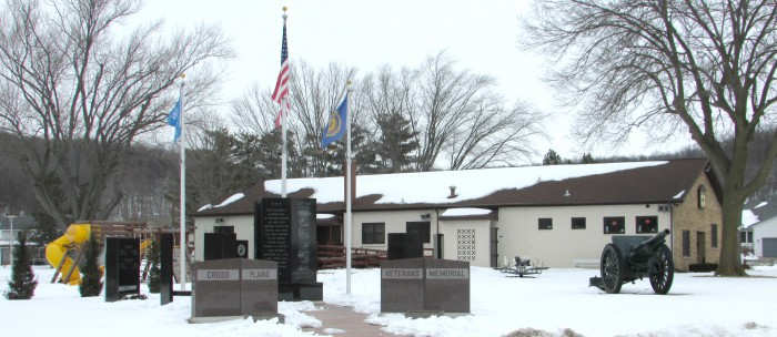 Cross Plains American Legion and Vets Memorial