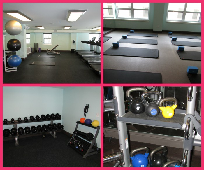 Fitness Room at Edgewater