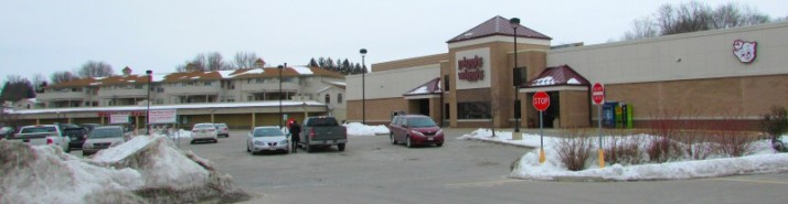 Glacier's Edge Shopping Center