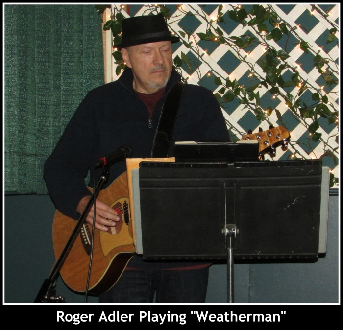 Roger Adler in Woodstock