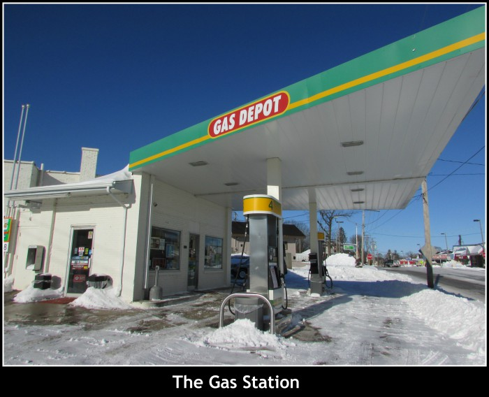 The Gas Station - Gas Depot in Woodstock