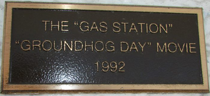 the-gas-station-plaque
