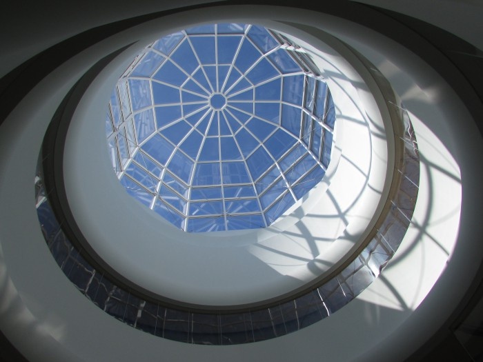 Overture Center dome