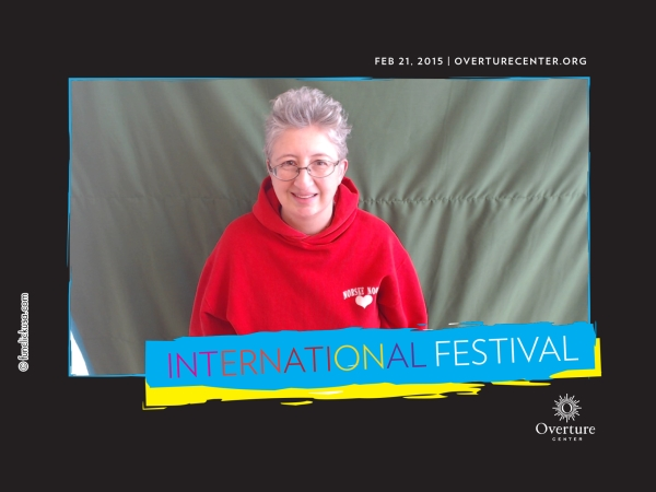 International Festival Commemorative Photo 2015