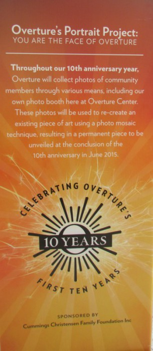 Photo Booth Project at Overture Center