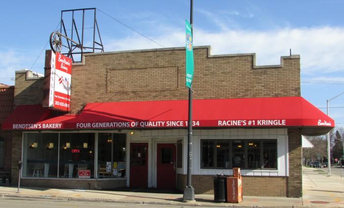 Bendtsen's Bakery in Racine