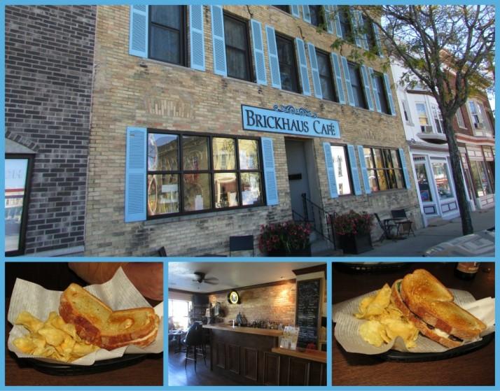 Brickhaus Cafe Collage