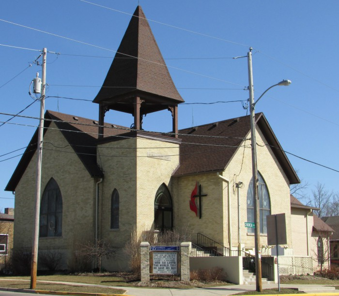 Brooklyn Community United Methodist Church