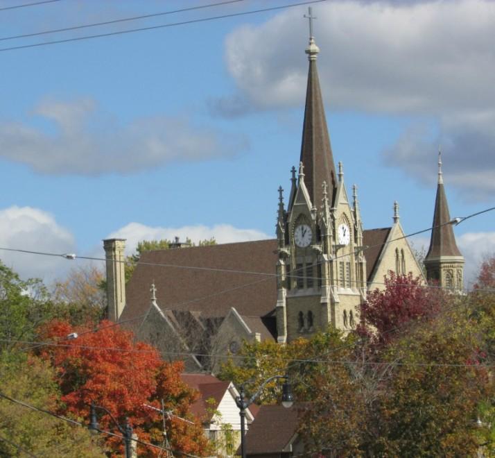 Church in Jefferson
