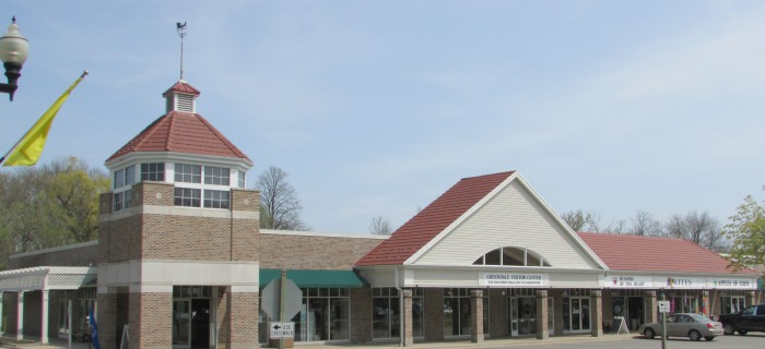 Greendale Visitor Center