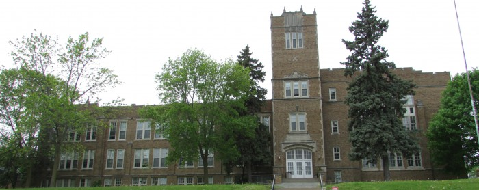 Historic Jefferson High School