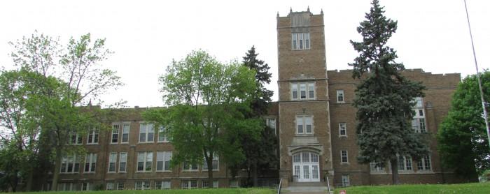 Historic Jefferson High School