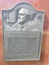 Jerome Case Marker in Racine