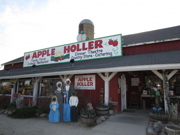 Apple Holler in Racine