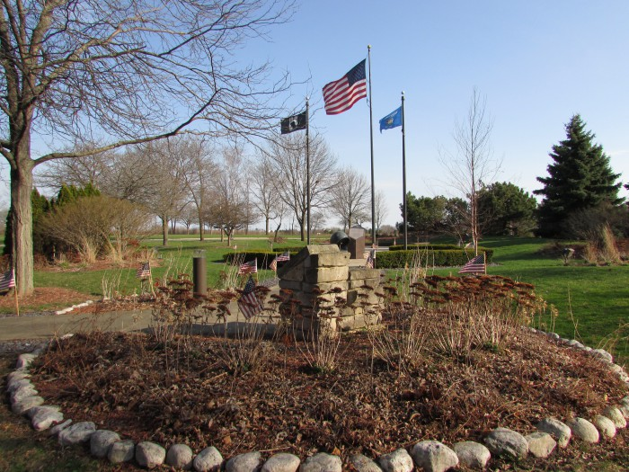 Vets Memorial in Racine