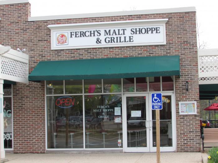 Ferch's Malt Shoppe in Greendale